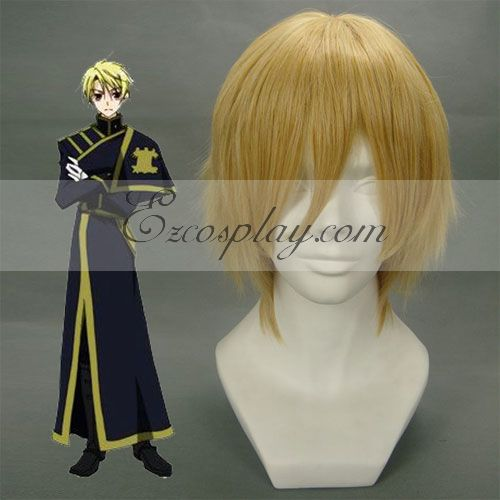 Image of 07-CHOST Konatsu Wallen Light Brown Cosplay Wig-014D