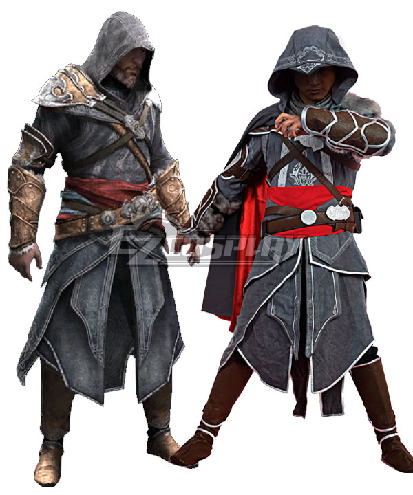 Assassin S Creed Revelation Ezio Cosplay Costume