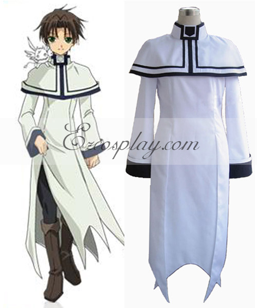 Image of 07-Ghost Teito Klein Cosplay Costume